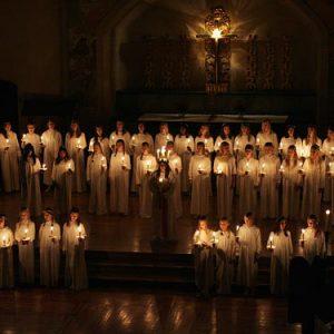 ルシアコンサート2 (ルシア祭 Lucia Festival)