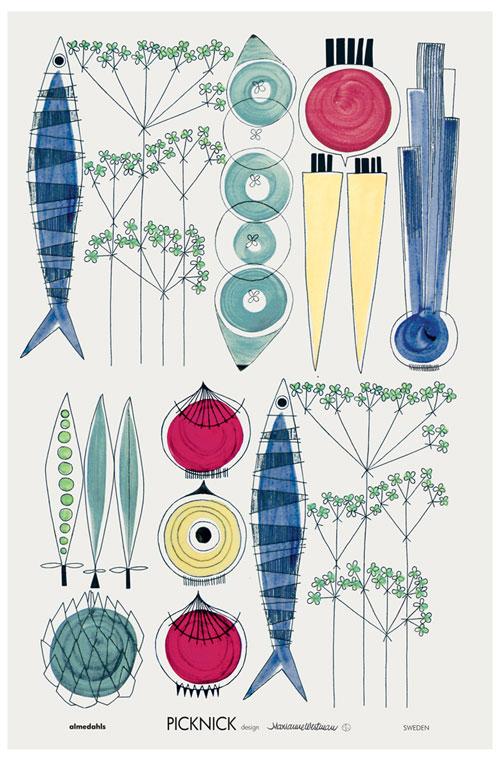picknick-handduk