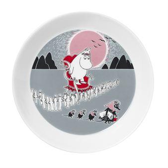 moomin-plate