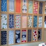 北欧デザイナー23人による手ぬぐい展、名古屋と大阪で展示販売