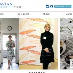 スカンジナビアン・パターン・コレクションにウェブショップがオープン