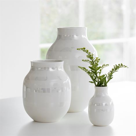 Omaggio vase pearl