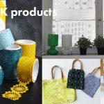 北欧デザイナーによるSASHIKOのインテリア雑貨「UNIK products」
