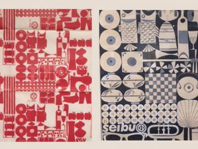 リンドベリ生誕100周年展、池袋西武ギャラリーにて開催中