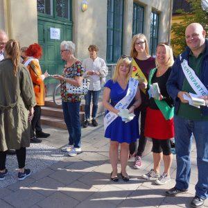 15-val-entrance (スウェーデンの総選挙)